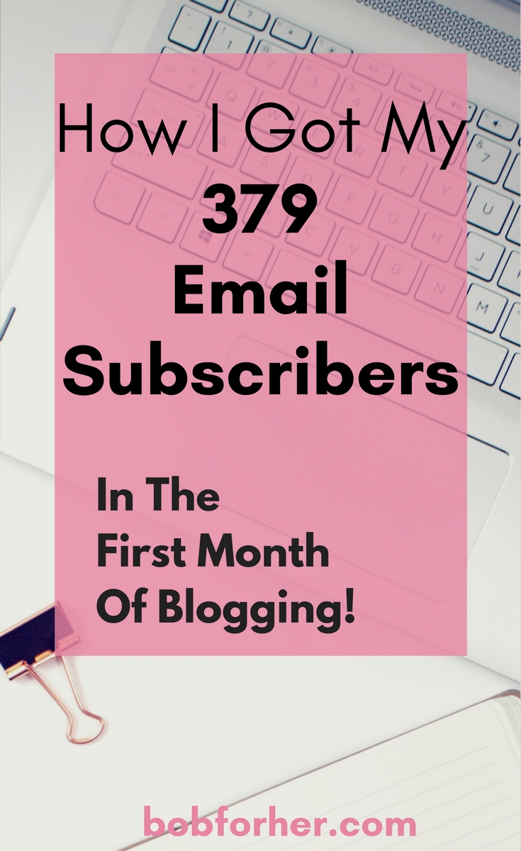 how to make money 2017 blogs subscribers list