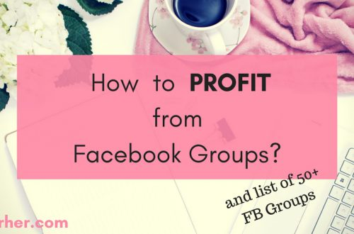 How to profit from Facebook Groups + list of 50+ FB groups _ bobforher.com - twitter