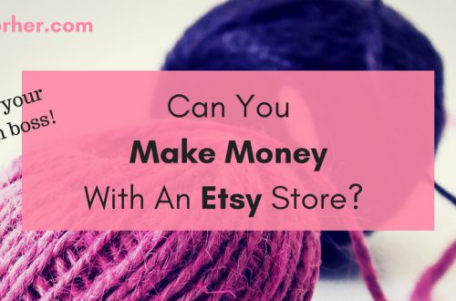 Can you make money with an Etsy Store _ bobforher.com - twitter