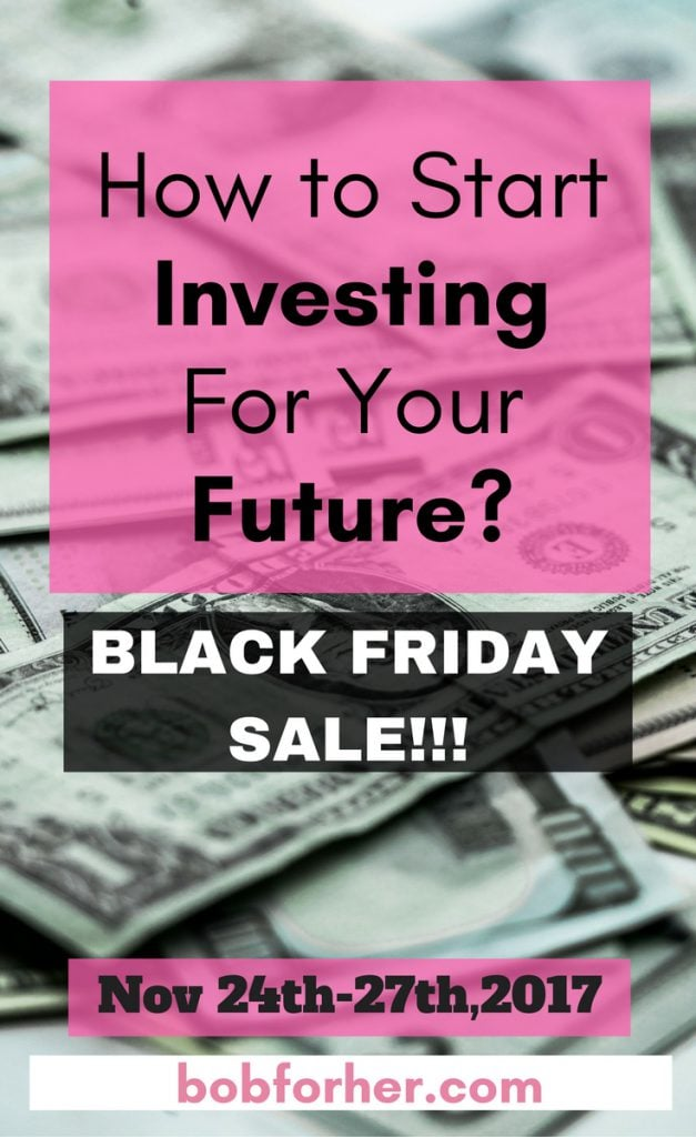 Wealthy Affiliate Black Friday sale 2017 _bobforher.com