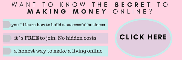 Want to know the secret to making money online? _ banner_ bobforher.com