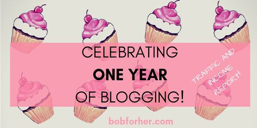 Celebrating One year of blogging _ bobforher.com - twitter