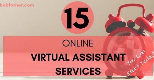 Top 15 Online Virtual Assistant Services You Can Start Today _ bobforher.com - twitter