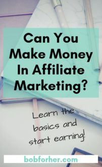 Can You Make Money In Affiliate Marketing? Learn the basic of affiliate marketing and start earning.