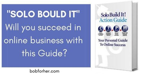 Solo Bould It Review - program by The Site Sell