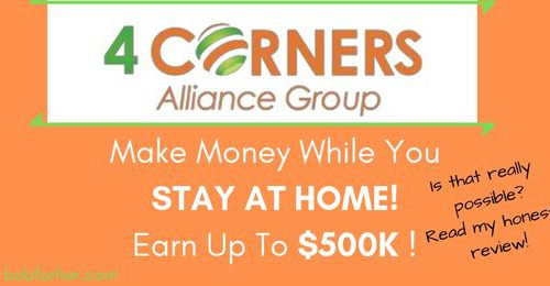 4 Corners Alliance Group Review