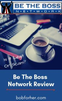 Be The Boss Network Review
