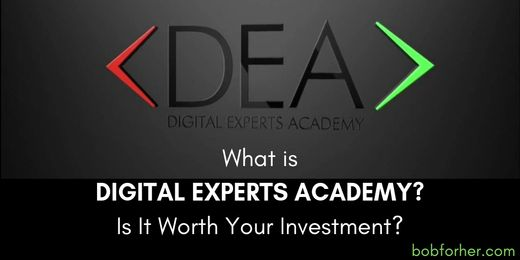 What is DIGITAL EXPERTS ACADEMY