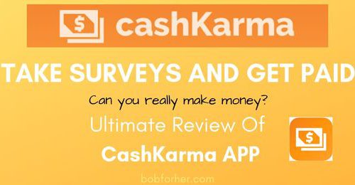 CashKarmaApp Review