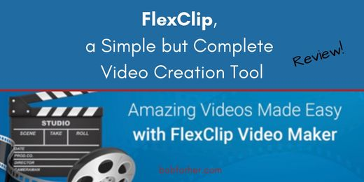 FlexClip, a Simple but Complete Video Creation Tool
