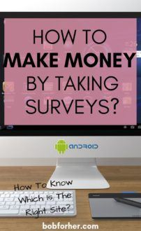 How To Make Money By Taking Surveys