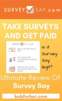 Review Of  SURVEY SAY