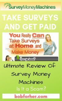 Review Of  Survey Money Machines