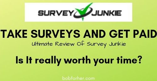 Survey Junkie Legitimate