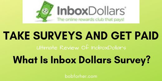 What Is Inbox Dollars Survey