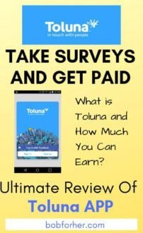 What Is Toluna Survey App