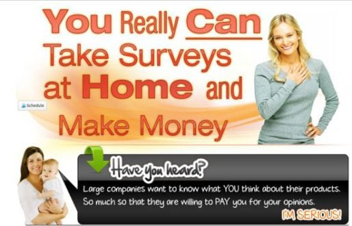 Survey Money Machines scam