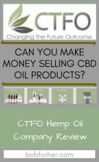 CTFO Hemp Oil Company Review