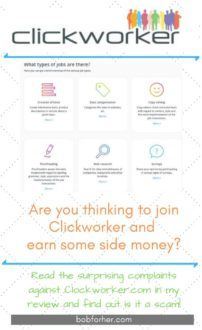 Is Clickworker A Scam Or Legit App