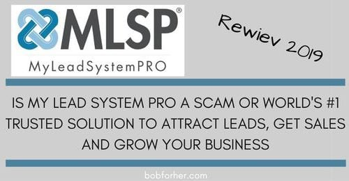 Is My Lead System a Scam