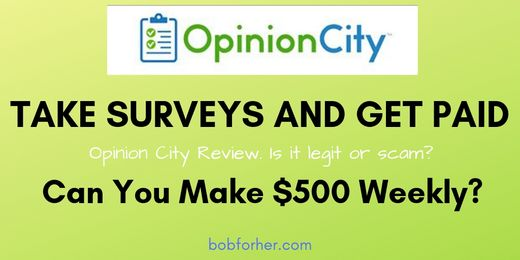 Opinion City Review. Is it scam
