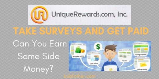 Unique Rewards Surveys Review