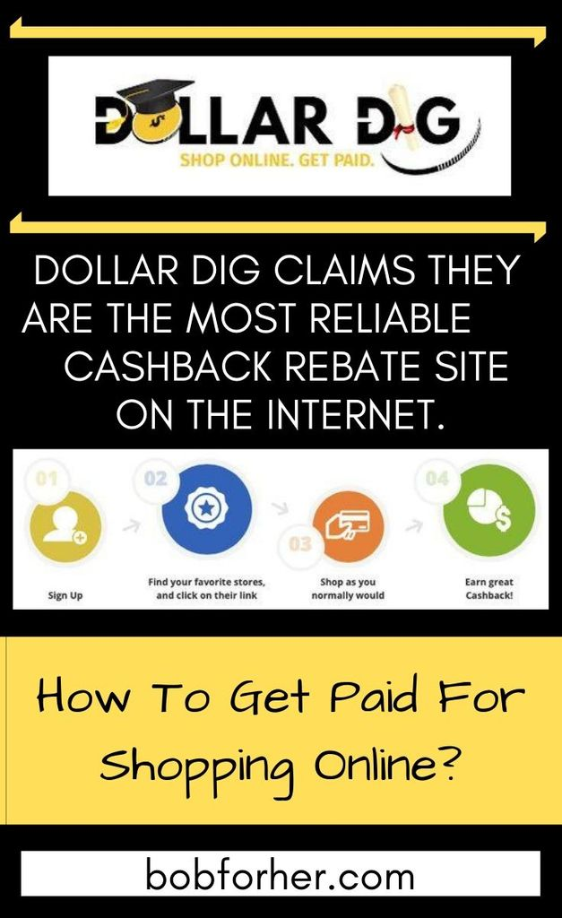 Dollar Dig_ How To Get Paid For Shopping Online