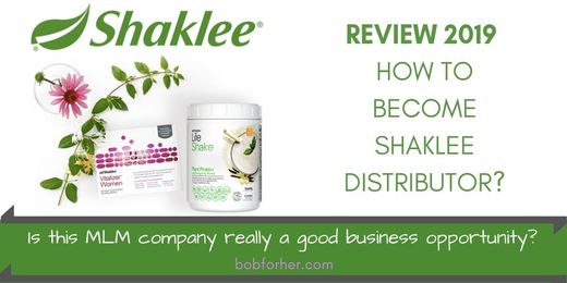 How to become Shaklee Distributor