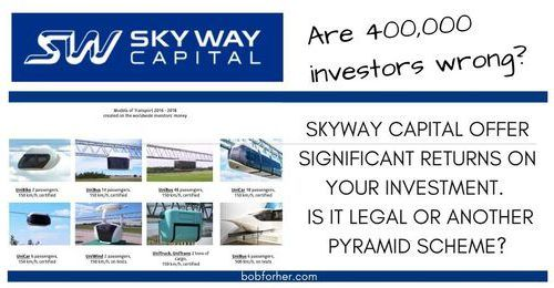 Is SkyWay Capital A Scam