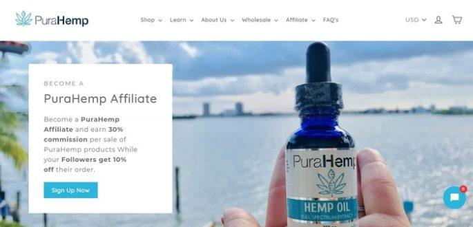 PuraHemp-Affiliate-Program