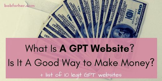 What Is A GPT Website