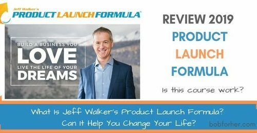 What Is Jeff Walker's Product Launch Formula
