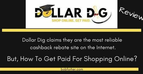 Dollar Dig: How To Get Paid For Shopping Online