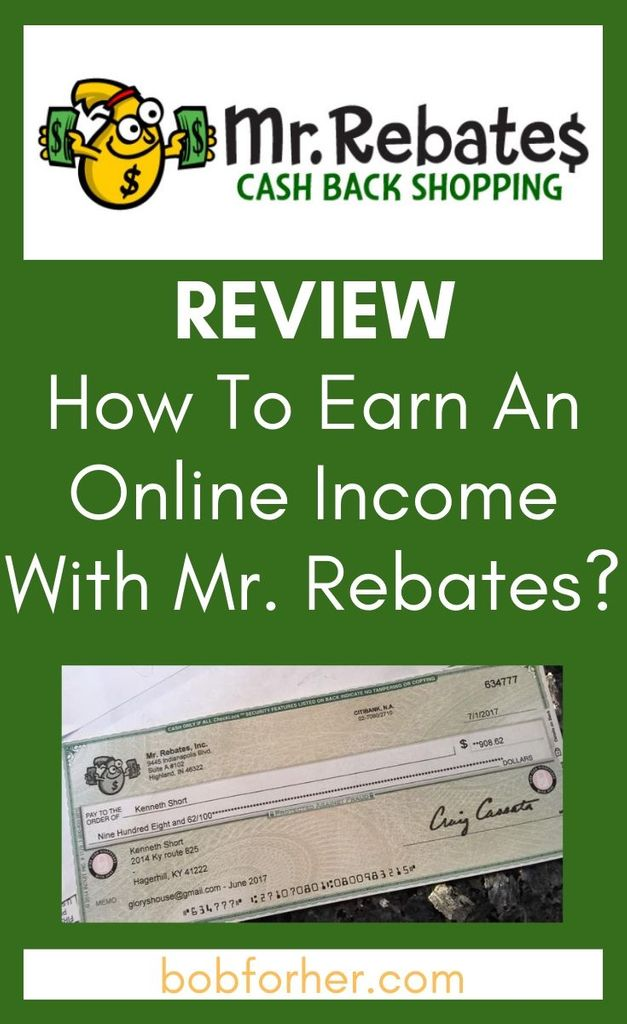 How To Earn An Online Income With Mr