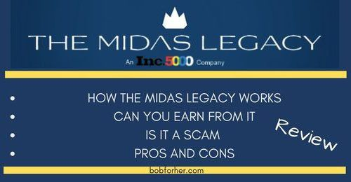 The Midas Legacy Scam