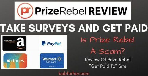 Is Prize Rebel A Scam