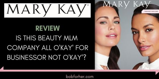 Is Mary Kay A Pyramid Scheme