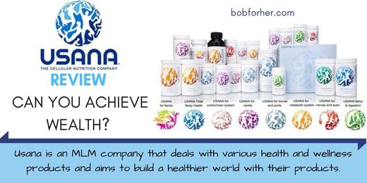 What Is Usana? MLM company