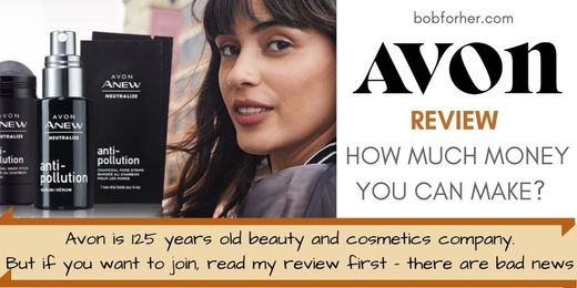 What Is the Avon. Scam or Legit MLM Company