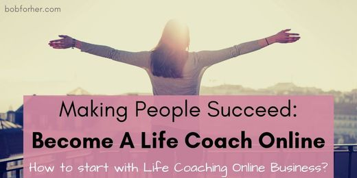 Become a life coach online