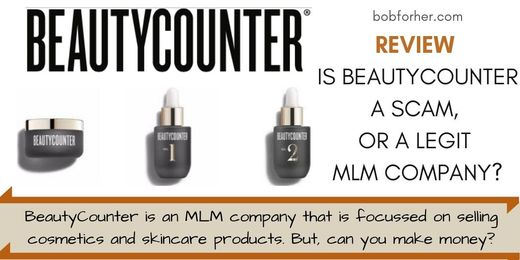 Is Beautycounter scam or legit