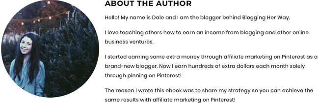 earning extra money through affiliate marketing on Pinterest