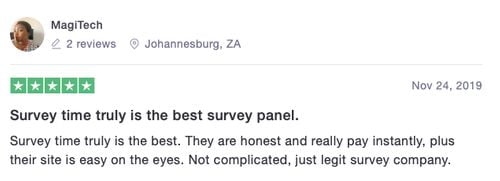 Surveytime reviews 1