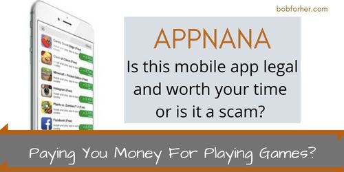 Is AppNana a scam