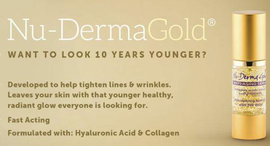 Nu Derma Gold Product