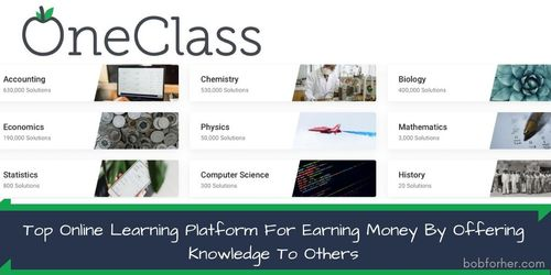 OneClass top earning platform