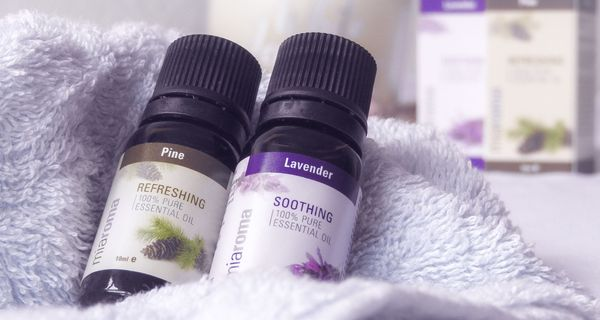 Essential oils business