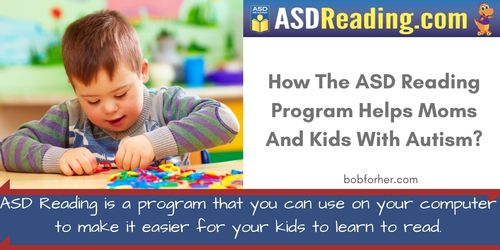 ADS Reading program for kids with autism